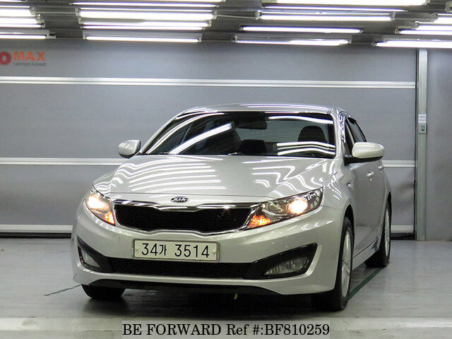 About This 2011 KIA K5 (Optima) (Price:$7,246)