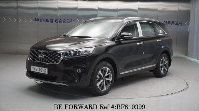 אדיר Used 2018 KIA SORENTO presige for Sale BF810399 - BE FORWARD DZ-39