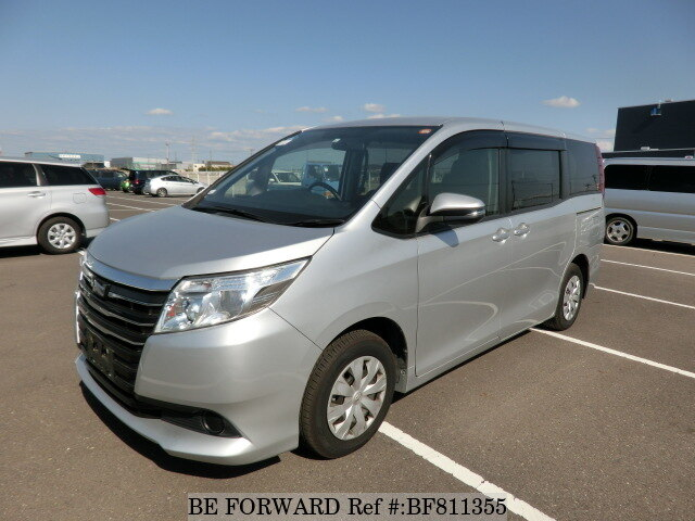 Used 2014 Toyota Noah X Dba Zrr80g For Sale Bf811355 Be Forward