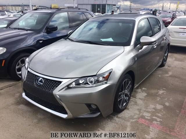 used 2017 lexus ct for sale bf812106 - be forward