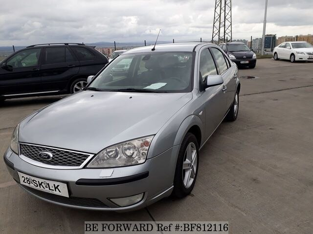 Used 2005 Ford Mondeo For Sale Bf812116 Be Forward
