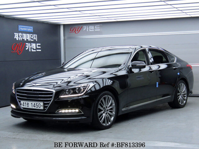 Used 2014 HYUNDAI GENESIS BF813396 For Sale