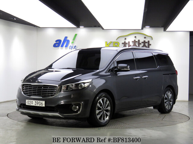 Used 2015 Kia Carnival Luxury For Sale Bf813400 Be Forward