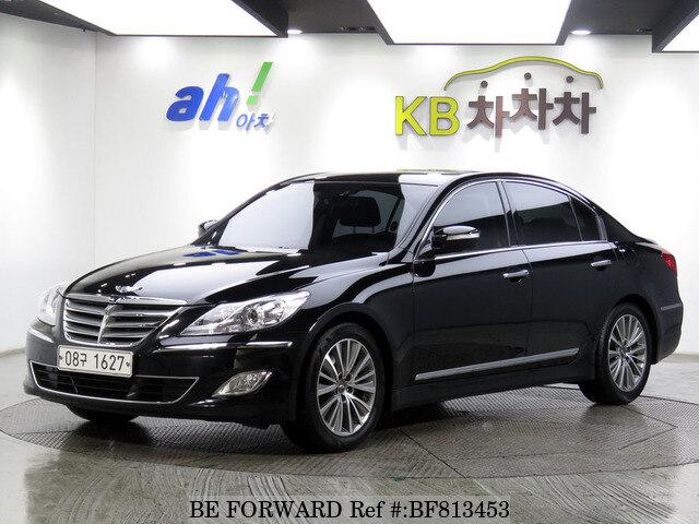 Used 2014 HYUNDAI GENESIS BF813453 For Sale
