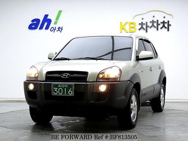 hyundai tucson 2004 2.0