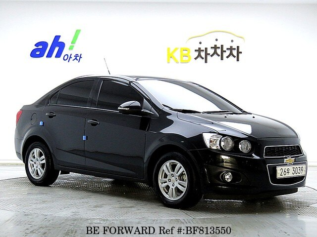 Used 2014 Chevrolet Aveols For Sale Bf813550 Be Forward