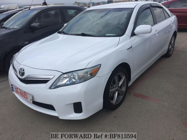 Used 2009 Toyota Camry Bf813594 For