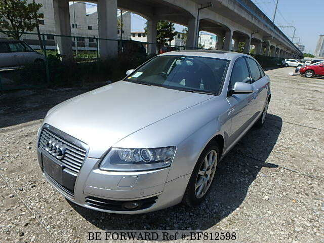Used 2004 AUDI A6 3.2 FSI QUATTRO/GH-4FAUKS for Sale BF812598 - BE