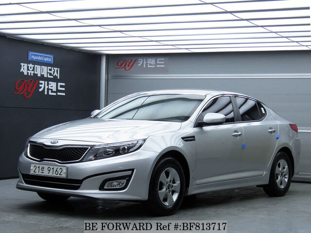 About This 2014 KIA K5 (Optima) (Price:$6,814)
