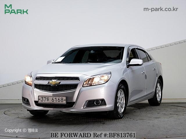 About This 2012 CHEVROLET Malibu (Price:$8,343)