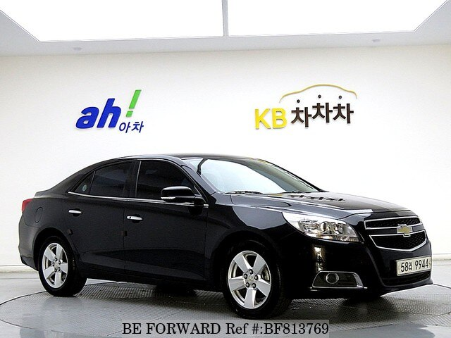 Used 2012 CHEVROLET MALIBU BF813769 For Sale