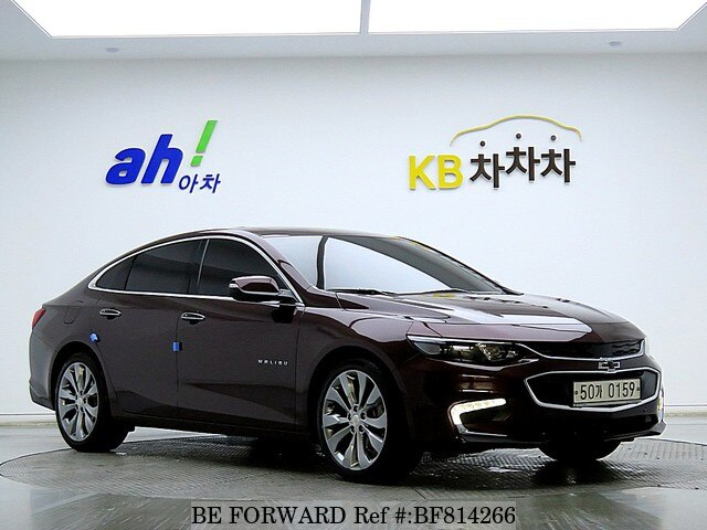 Used 2017 Chevrolet Malibu Bf814266 For