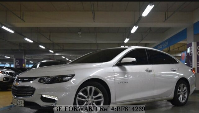 Used 2017 Chevrolet Malibu Bf814269 For