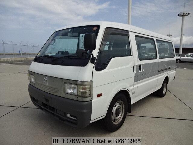 Used 2010 MAZDA BONGO BRAWNY VAN/ADF-SKF6V for Sale ...