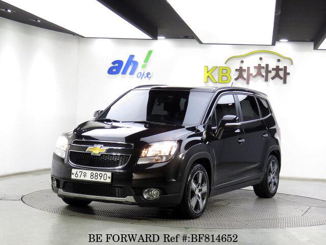 Used 2014 Chevrolet Orlandoltz For Sale Bf814652 Be Forward