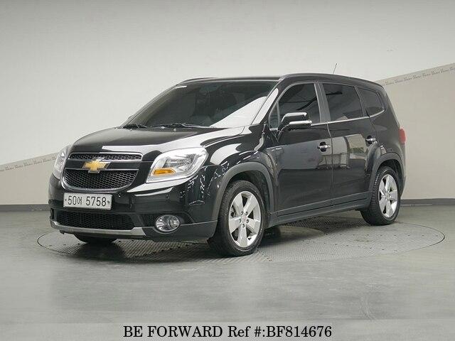 Used 2015 Chevrolet Orlandoltz For Sale Bf814676 Be Forward