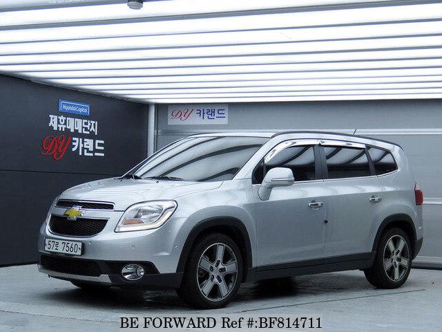 Used 2015 Chevrolet Orlandoltz For Sale Bf814711 Be Forward