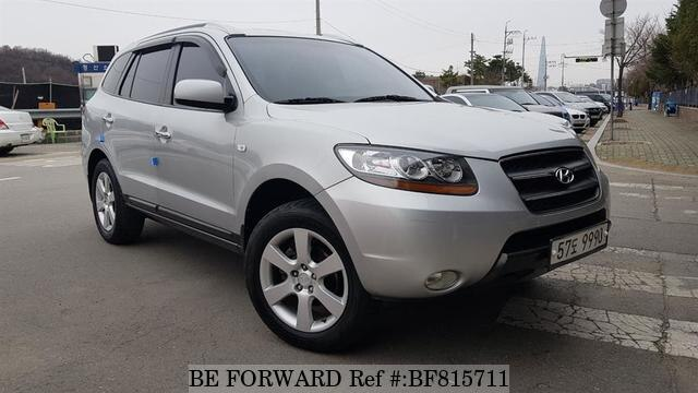 Used 2006 HYUNDAI SANTA FE BF815711 For Sale