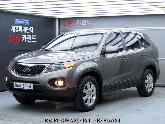 About This 2011 KIA Sorento (Price:$11,284)