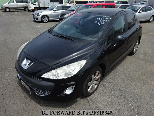 Used 2009 PEUGEOT 308 VOYAGE/ABA-T75FT for Sale BF815645 - BE FORWARD