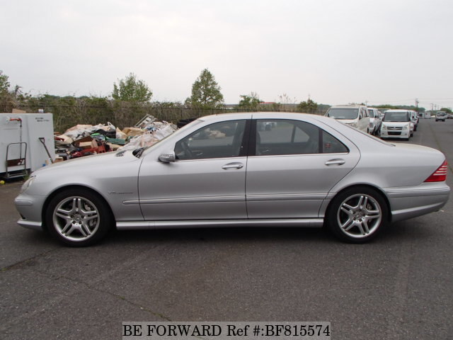 Used 2003 mercedes benz s class s55l amg gh 220174 for for 2003 mercedes benz s500 for sale
