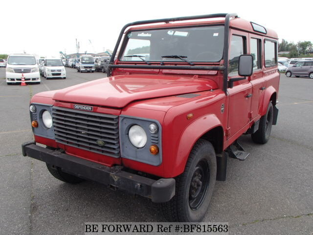 workington land for crew van used xs in defender wagon sale cumbria utility cab rover landrover tdci