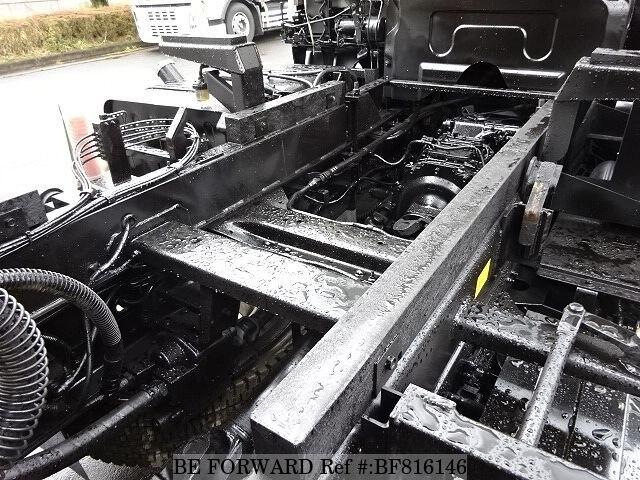 Used 2014 ISUZU GIGA/QKG-CXZ77AT for Sale BF816146 - BE FORWARD