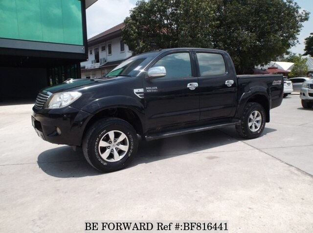 Used 2009 Toyota Hilux 30kun26r Prpsyt For Sale Bf816441 Be Forward