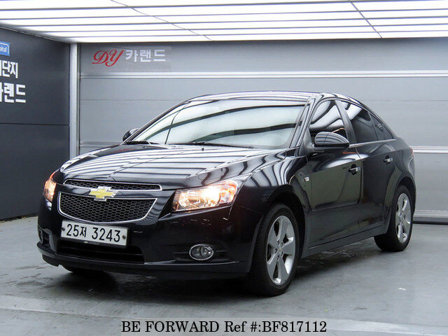 About This 2012 CHEVROLET Cruze (Price:$5,345)