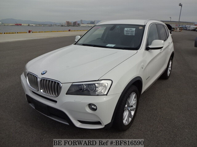 Used 2011 BMW X3 BF816590 For Sale Image