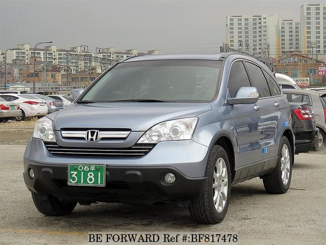 About This 2007 HONDA CR V (Price:$5,697)