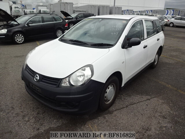 Used 2013 NISSAN AD VAN DX/CBE-VAY12 for Sale BF816828 - BE FORWARD