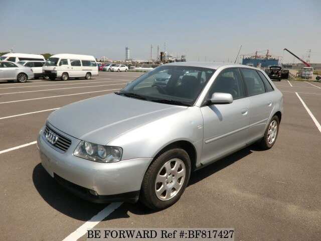 2001 Audi A3 1 8 Gf 8lapg D Occasion Bf817427 Be Forward