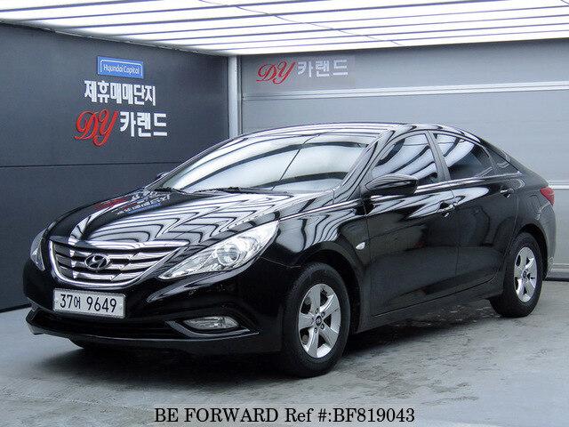 Used 2011 HYUNDAI SONATA BF819043 For Sale