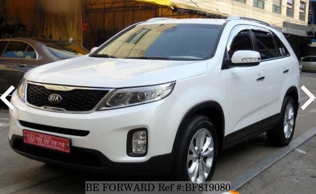 About This 2014 KIA Sorento (Price:$11,470)