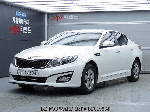 About This 2014 KIA K5 (Optima) (Price:$7,760)