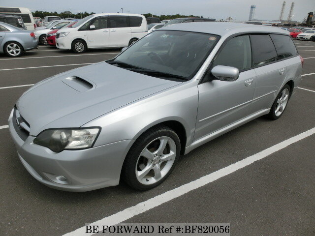 Used 2005 SUBARU LEGACY TOURING WAGON BF820056 for Sale
