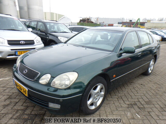 Attractive Used 1999 LEXUS GS BF820250 For Sale