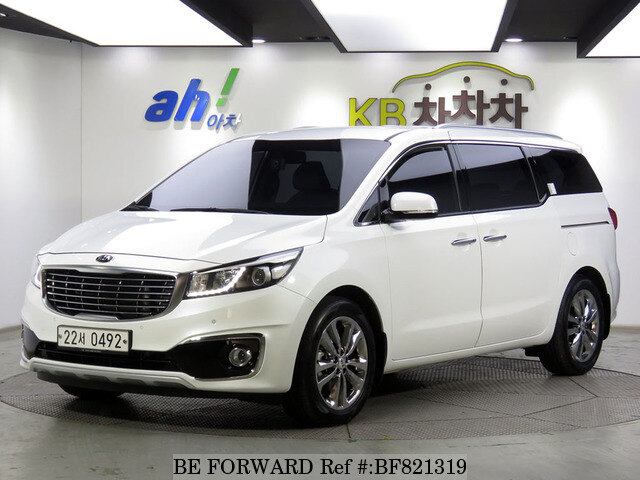 9 Seater Car >> Used 2017 Kia Carnival 9 Seat 2 2 Diesel For Sale Bf821319 Be Forward