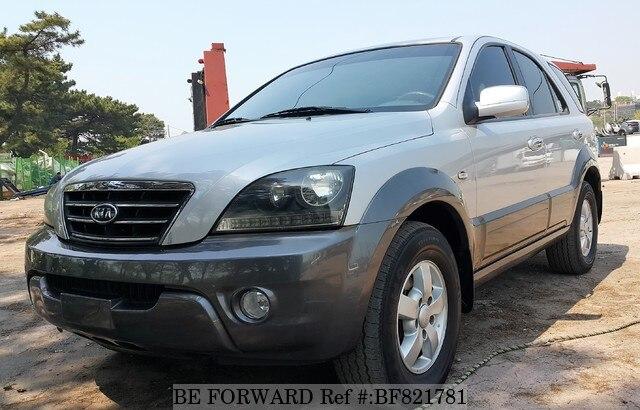 Used 2007 KIA SORENTO BF821781 For Sale