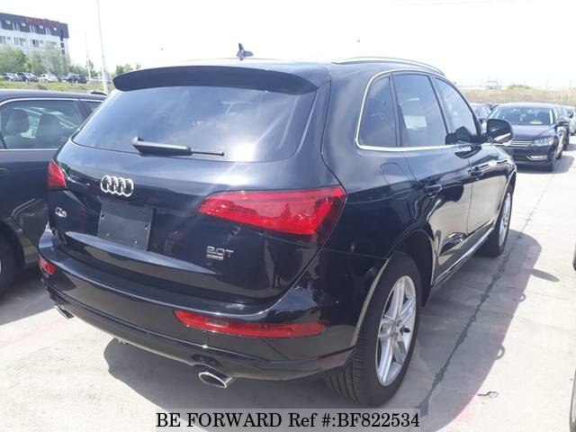 2012 audi q5 d 39 occasion en promotion bf822534 be forward. Black Bedroom Furniture Sets. Home Design Ideas