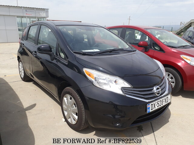 About This 2013 NISSAN Versa (Price:$6,250)