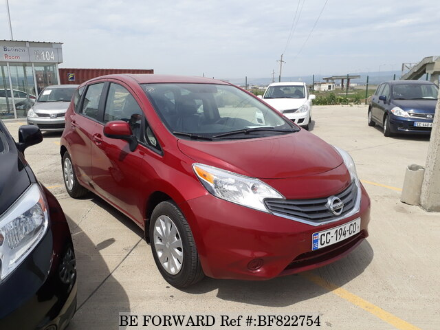 About This 2014 NISSAN Versa (Price:$6,850)