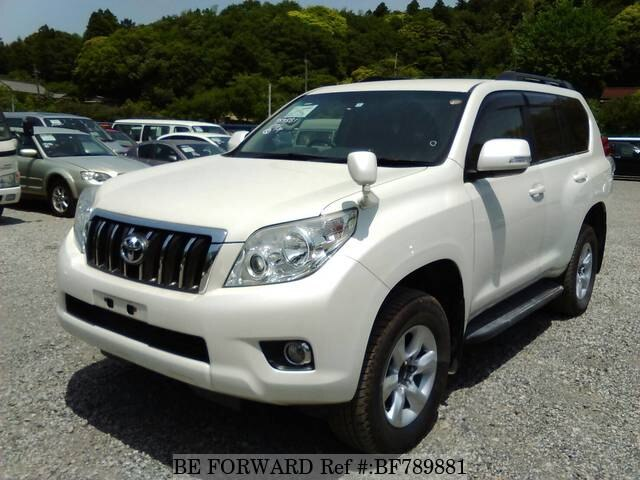 About This 2012 TOYOTA Land Cruiser Prado (Price:$16,235)