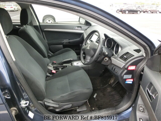 Used 2009 Mitsubishi Galant Fortis Exceed Dba Cy4a For