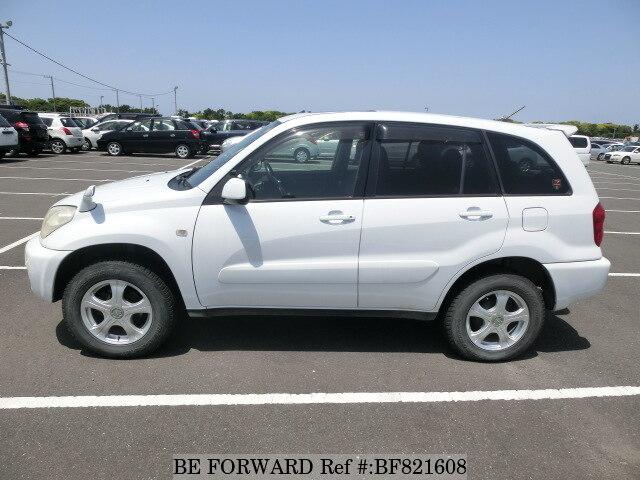 Toyota Rav4 Aca21 >> Used 2005 TOYOTA RAV4 J/CBA-ACA21W for Sale BF821608 - BE FORWARD