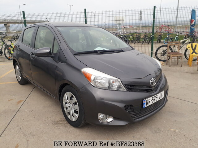 Used 2013 TOYOTA YARIS BF823588 For Sale