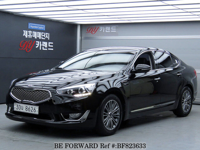 About This 2017 Kia K7 Price 15 534