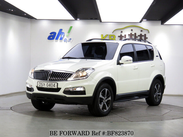 Used 2016 Ssangyong Rexton Bf823870 For