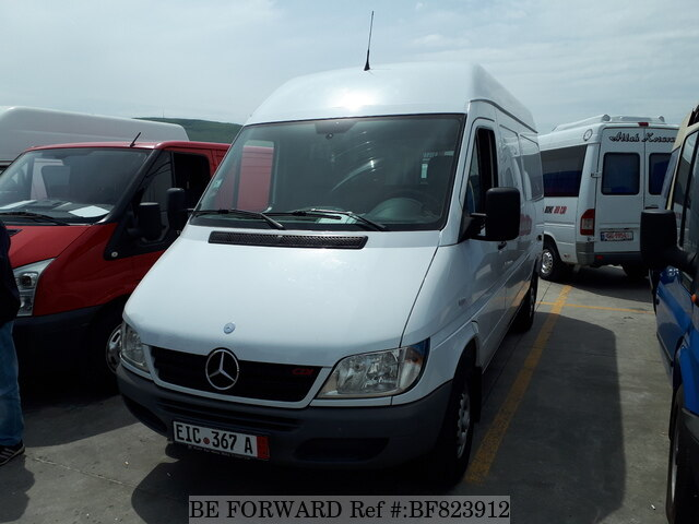 2ccc7f1856b7aa Used 2005 MERCEDES-BENZ SPRINTER for Sale BF823912 - BE FORWARD